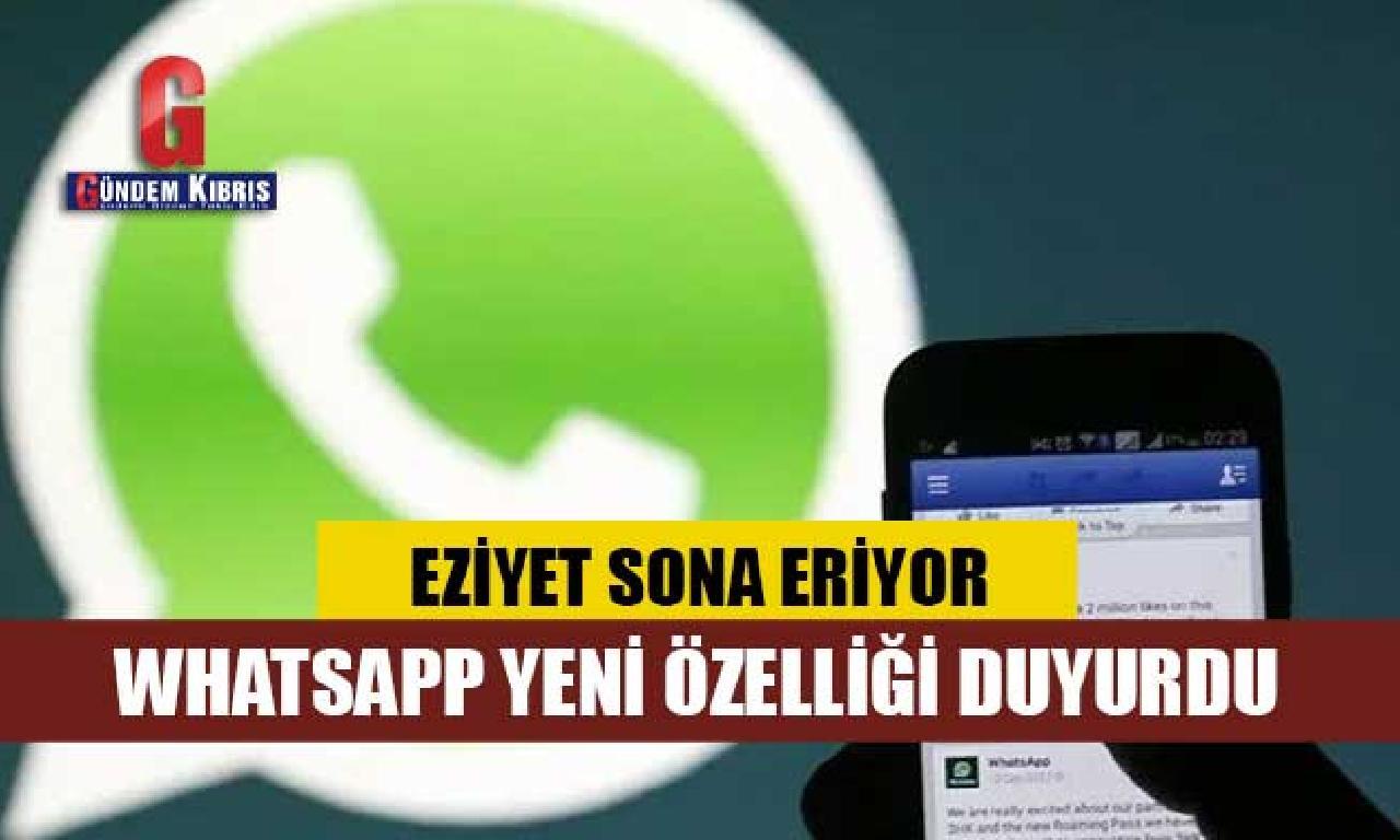 WhatsApp duyurdu: iOS'tan Android'e taşıma özelliği gelecek