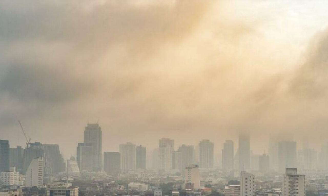 Hava kirliliği ömrü kısaltıyor