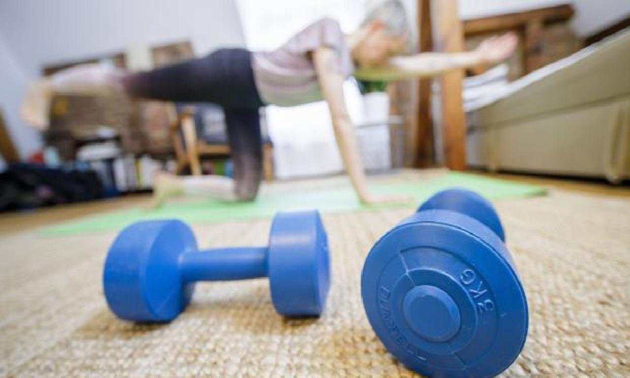 Egzersiz gerçekleştirmek kaygı riskini azaltabilir