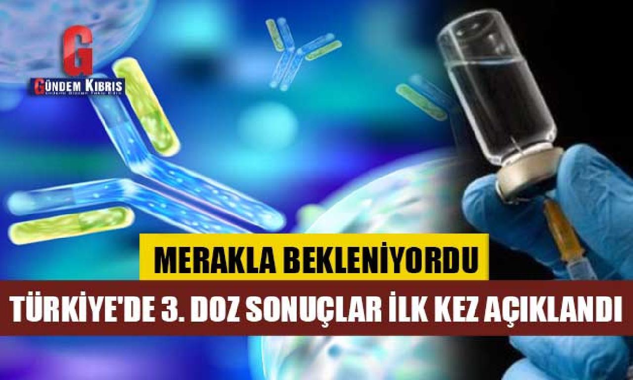 Türkiye'de 3. düze sonuçlar altu defa açıklandı