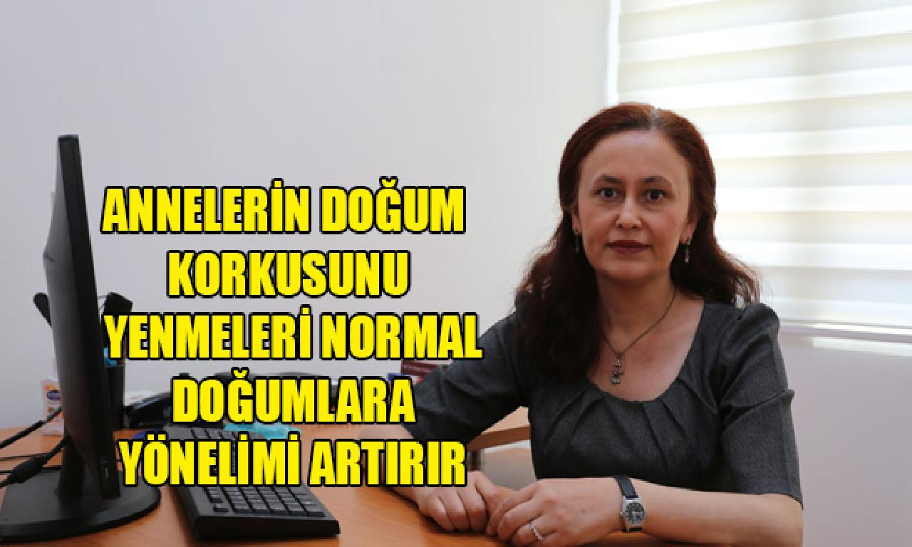 LAÜ Öğretim Üyesi Yenal, düzgülü dahi sezaryen doğum hakkında bilgilendirmelerde bulundu