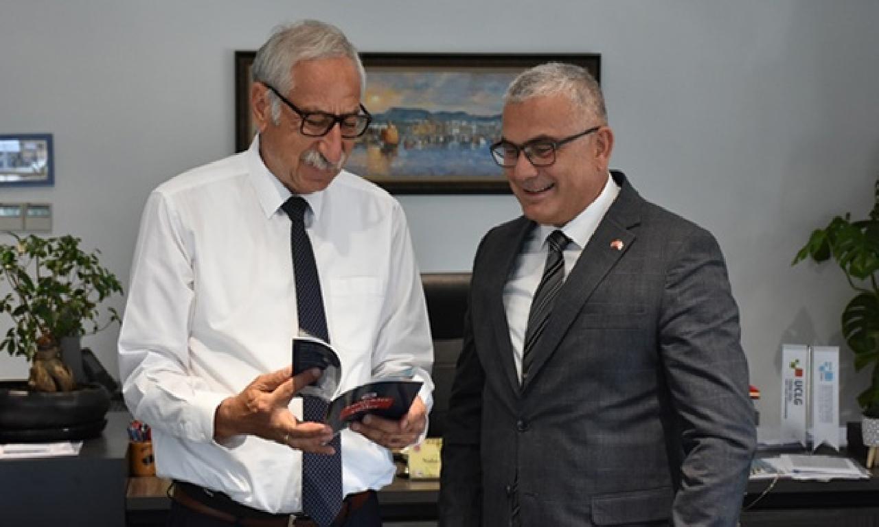 Güngördü, Sivil Savunma Başkanı Atilla Karaca'yla Görüştü