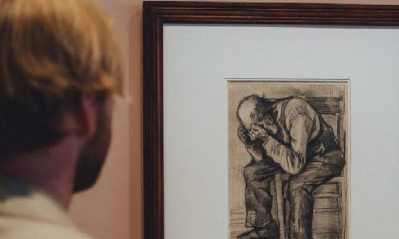 Van Gogh'un görülmemiş mal etmek keşfedildi: İlk defa sanatseverlerin karşısına çıkıyor