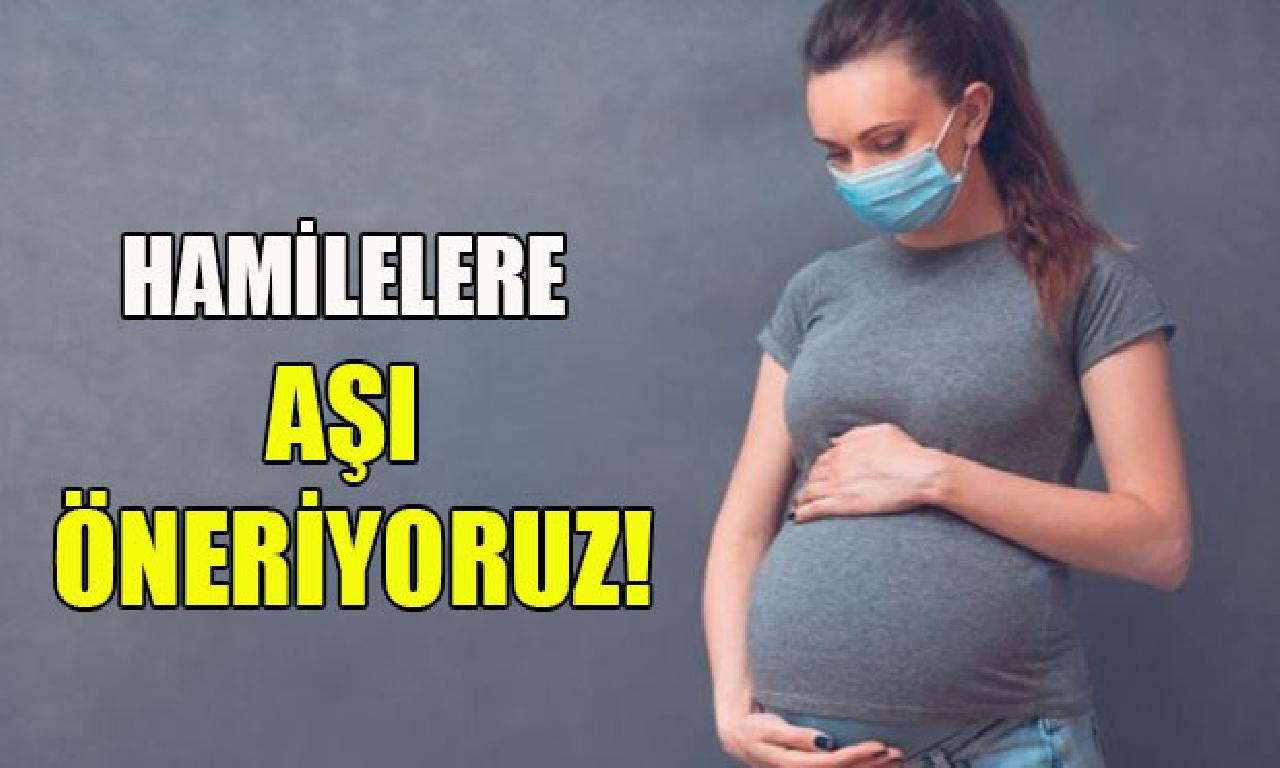 'Koronavirüs, hamilelerde yüzde 70 henüz ağır seyrediyor'