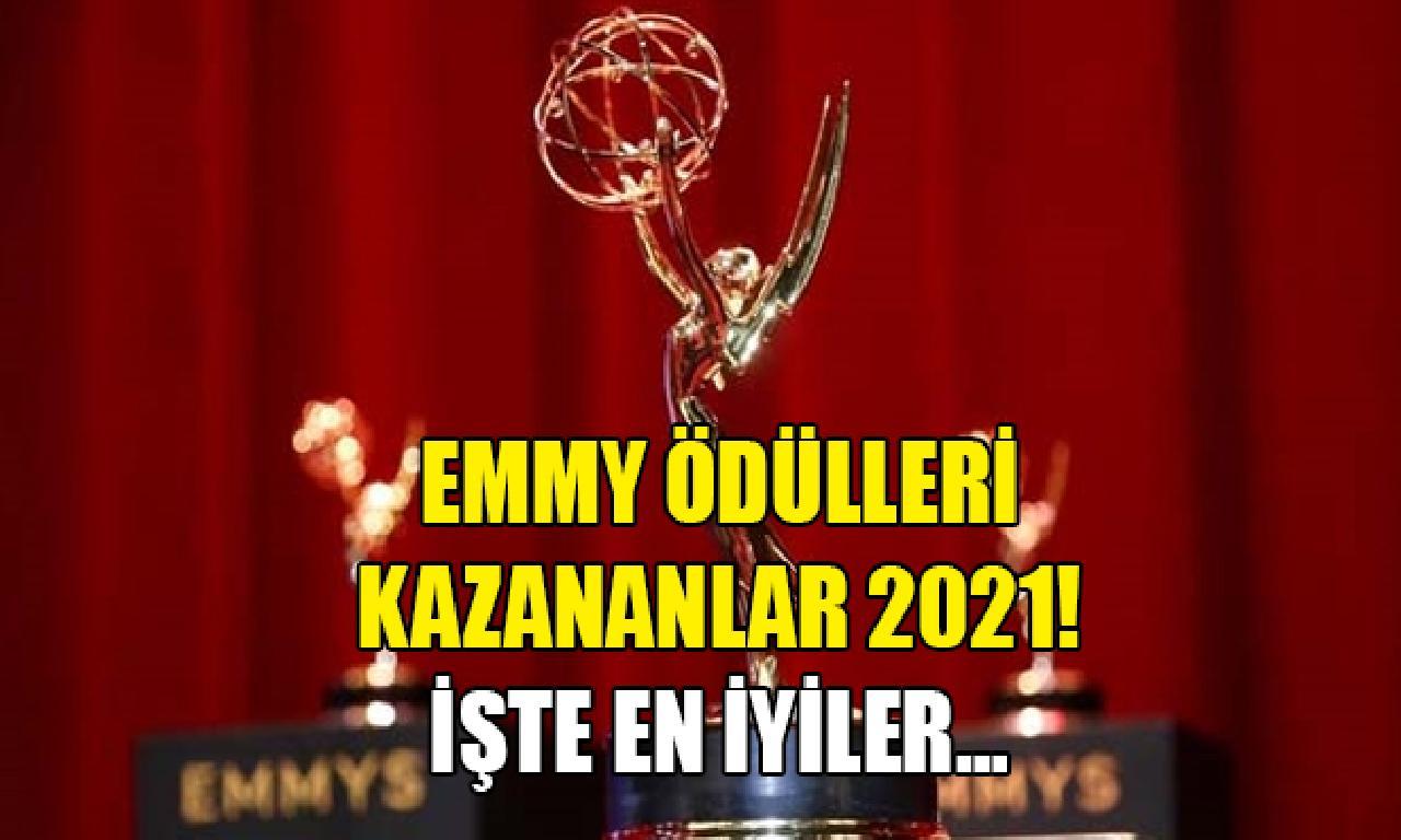 Emmy ödülleri 2021: Adaylar dahi kazananlar kimler?