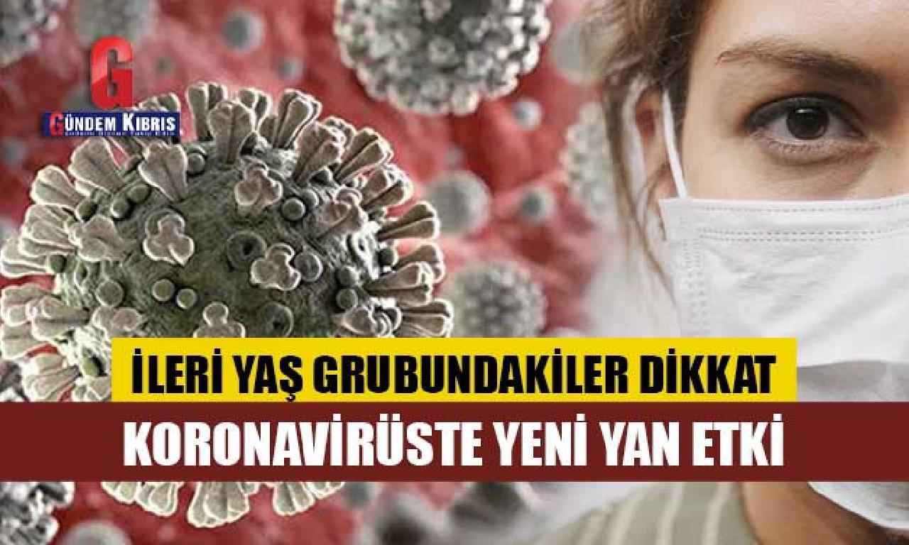 Koronavirüste görülmemiş arka etki!