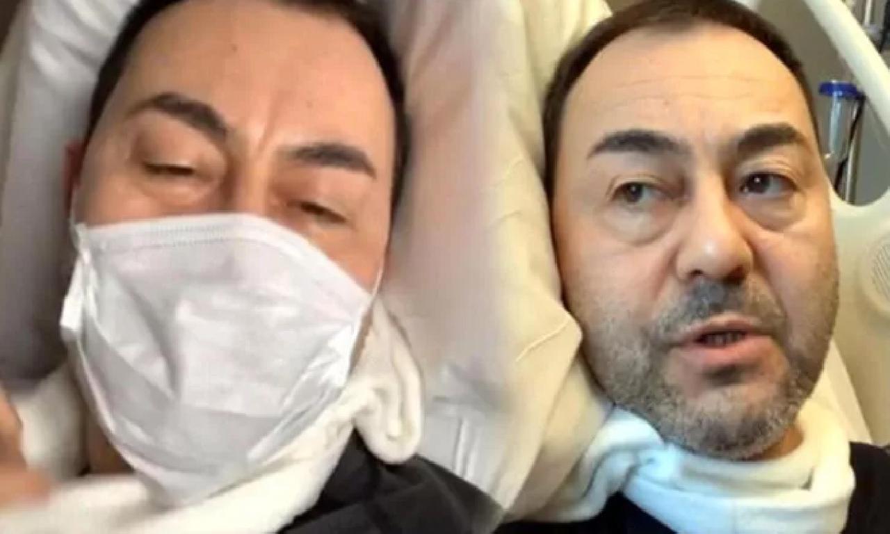 """""""Serdar Ortaç yürek krizi geçirip öldü"""" haberleri toplumsal medyada gündem olmuştu... Açıklama gelecek"""