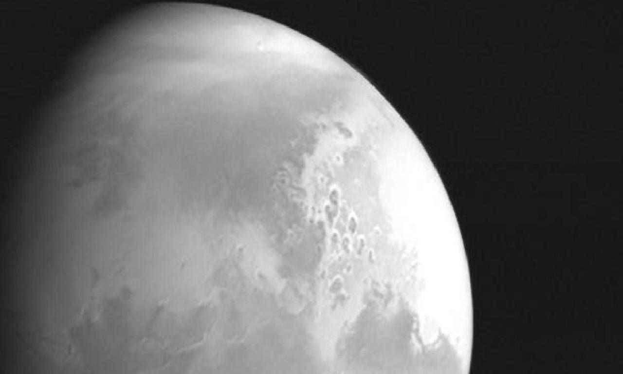 Çin'in Mars keşif aracı faaliyetlerine aralık cömert