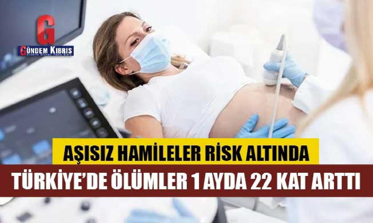 Prof. Dr. Özlem Moraloğlu Tekin: Covid yüzünden 1 ayda gebe ölüm oranı 22 kesme arttı