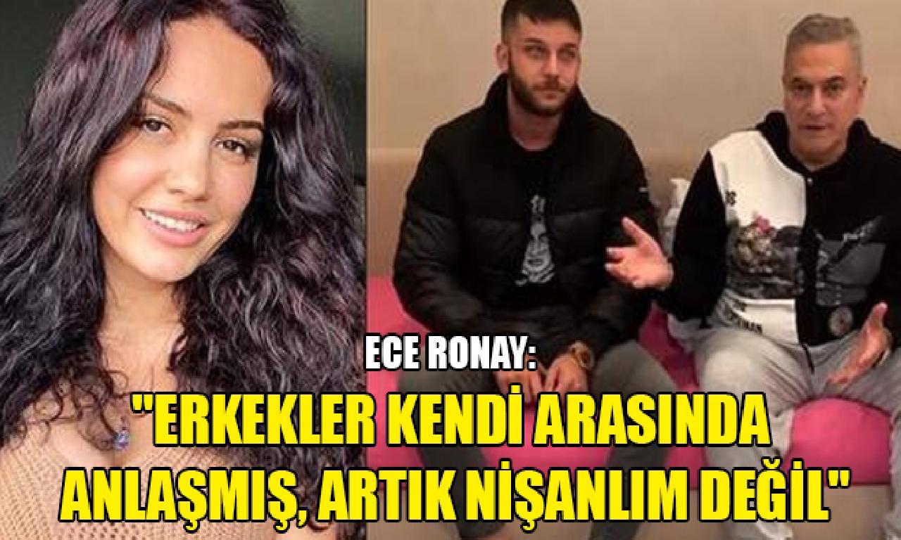 Ece Ronay'ın nişanlısı Mehmet Bilir, Mehmet Ali Erbil'le tek araya geldi!