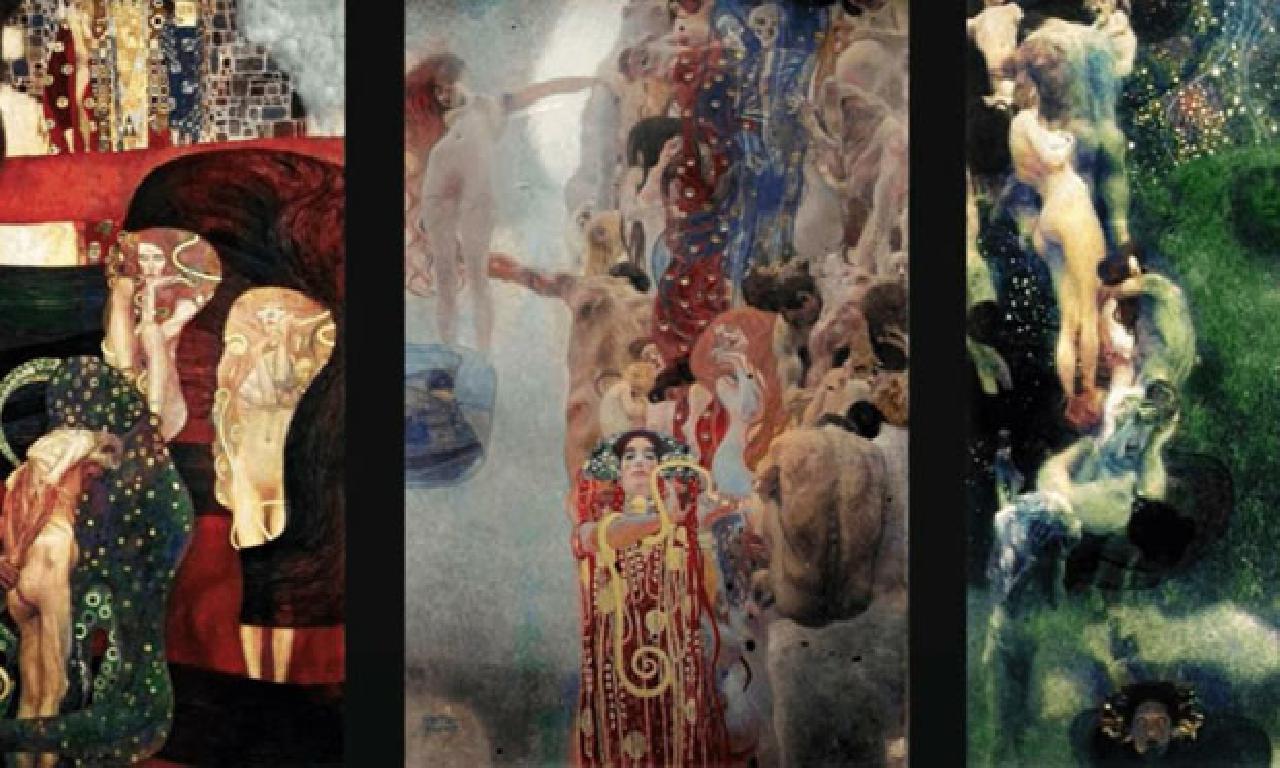 Google, İkinci Dünya Savaşı'nda kaybolan Gustav Klimt tablolarına yaşam cömert