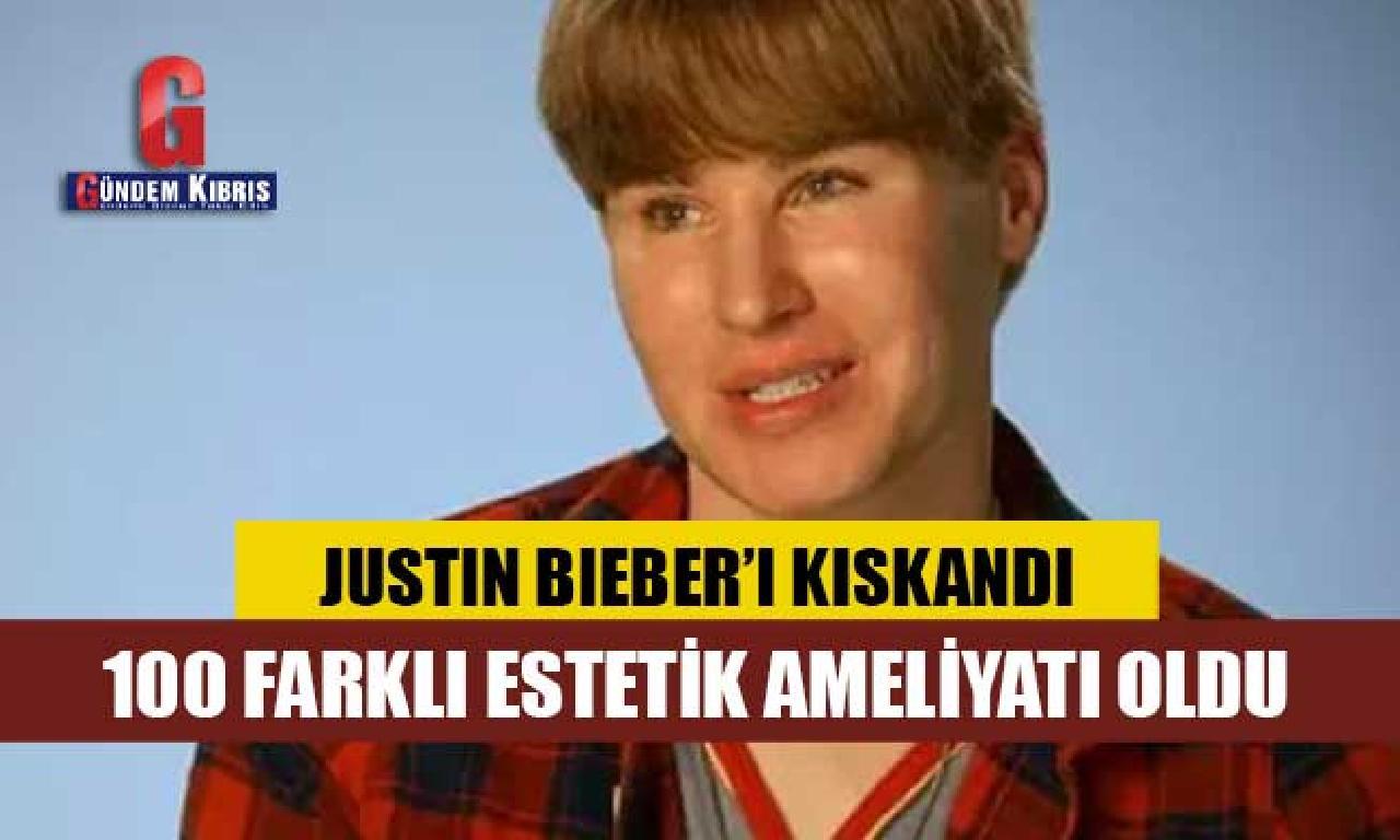 Justin Bieber'ı yakışıklı olduğu için kıskandı!
