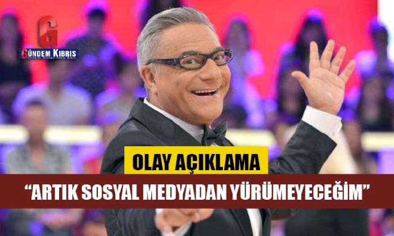 Mehmet Ali Erbil özür diledi!