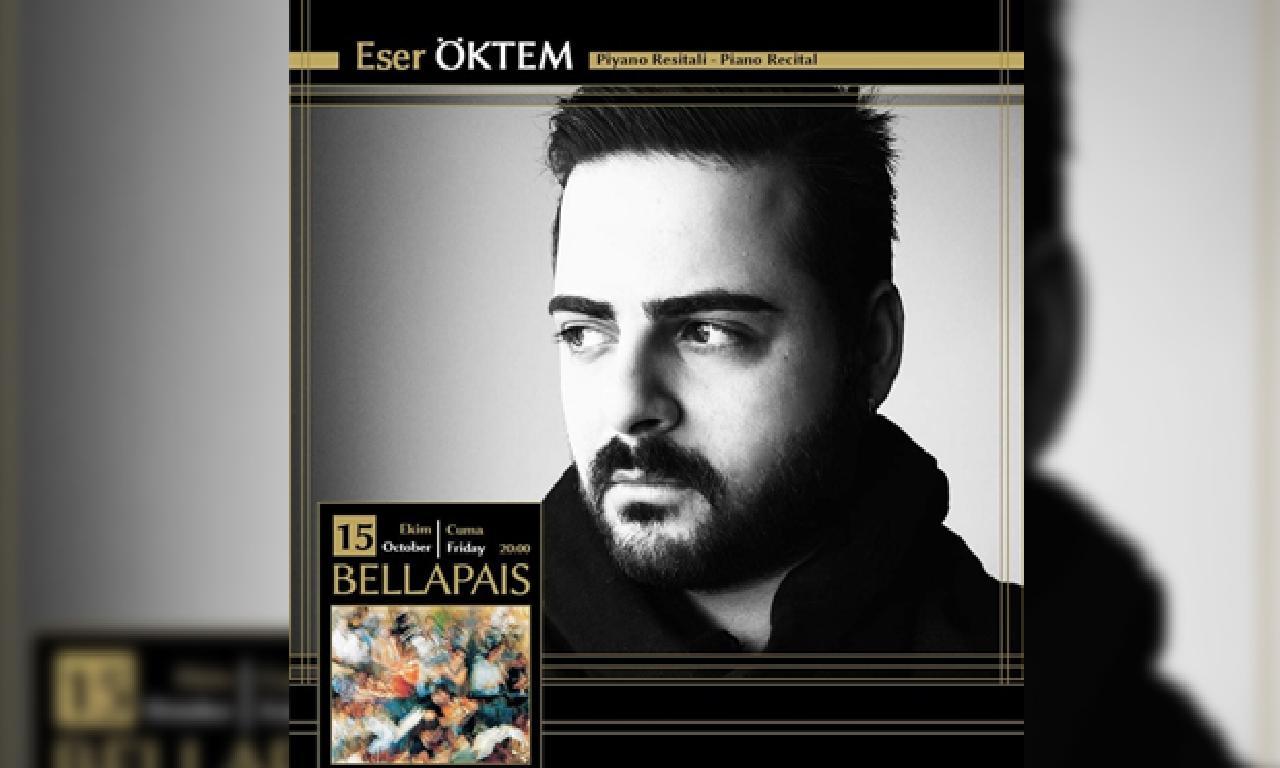 19. Uluslararası Kuzey Kıbrıs Müzik Festivali'nde Eser Öktem Piyano Resitali Yer Alacak