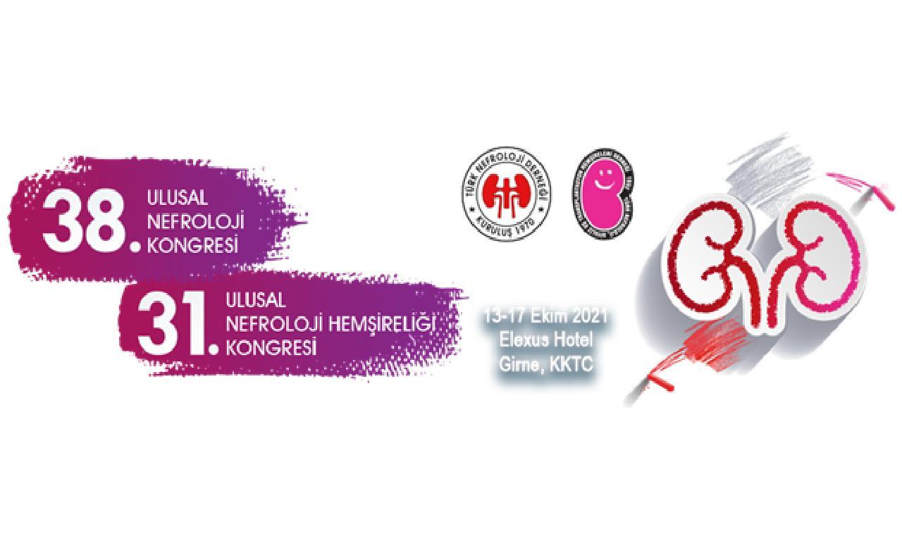 38. Ulusal Nefroloji Kongresi düzenleniyor