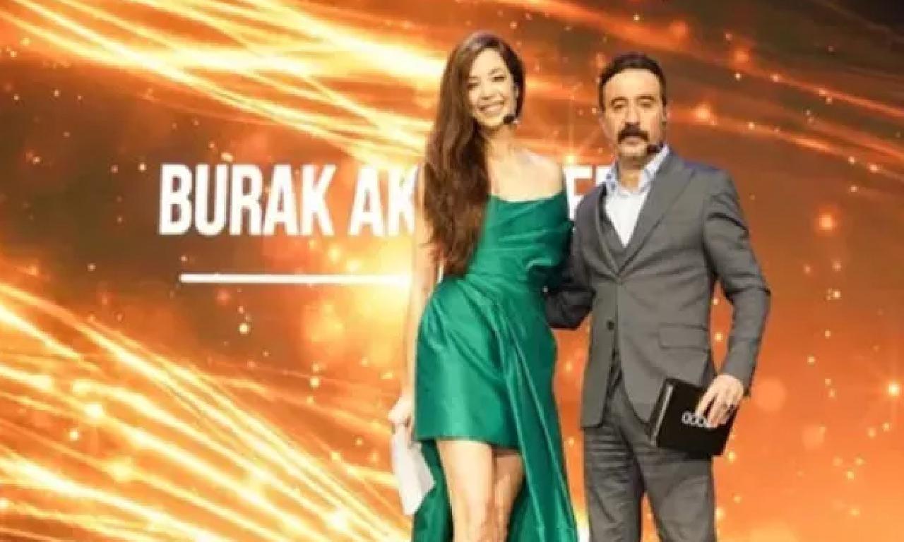 Azra Akın, ödül töreninde dolandırıcılık iddiasını altu defa canlı yayında anlattı!