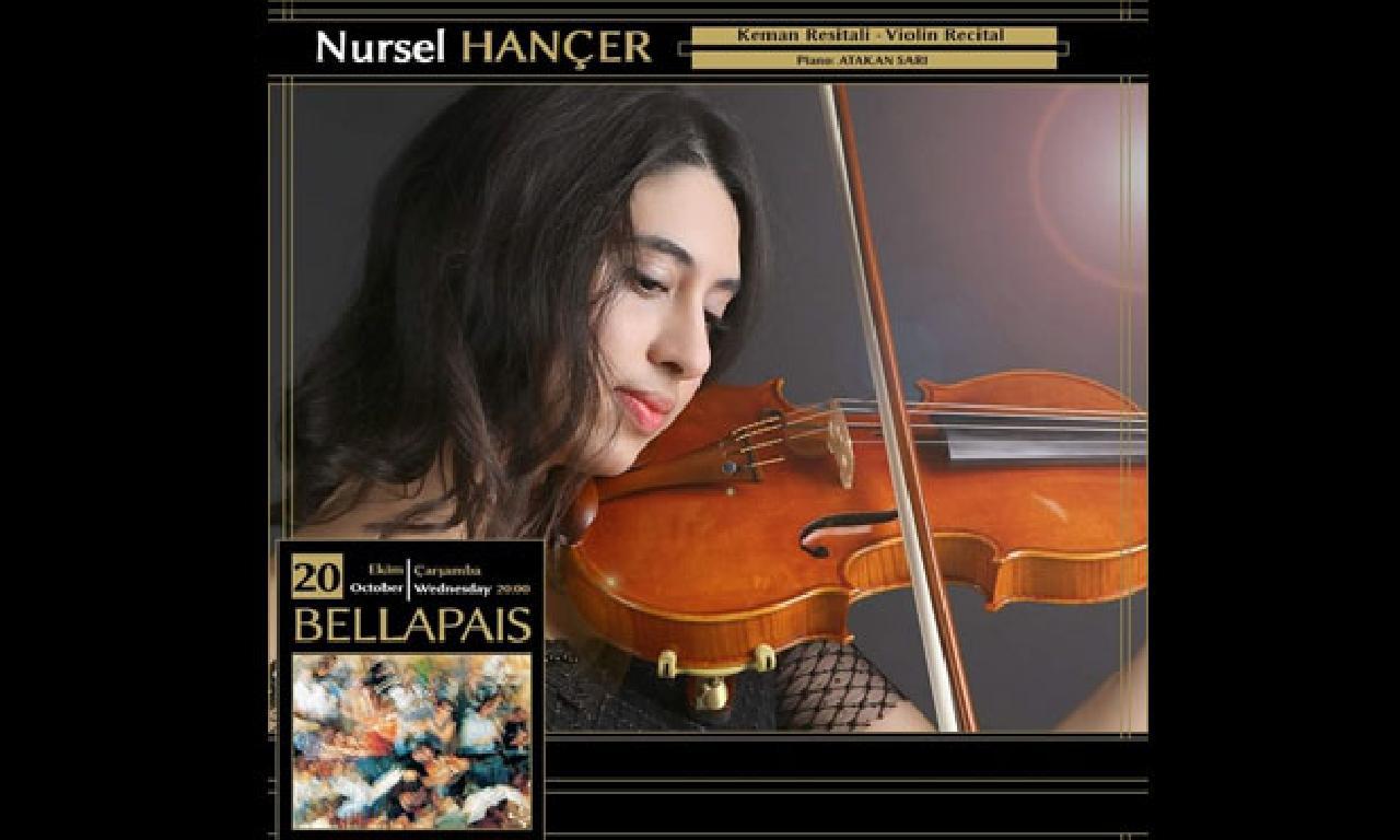 Festival, Nursel Hançer'in yay resitaliyle sürme edecek