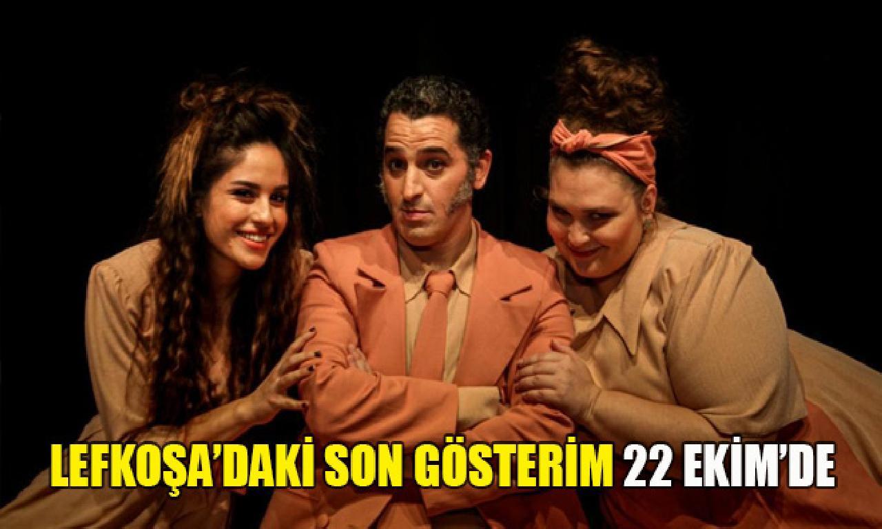 Kıbrıs Türk Devlet Tiyatroları 'Gocasını Bişiren Gadın' Oyunu İle Turne Hazırlığında…