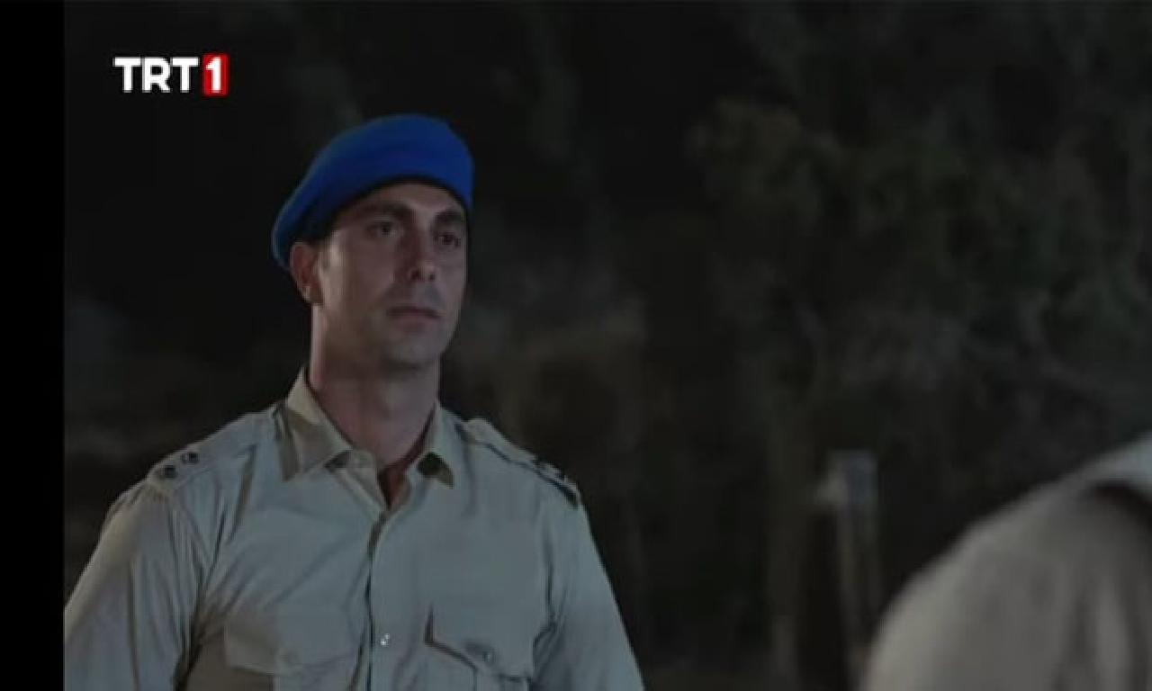 'Kıbrıs Zafere Doğru'isimli dizide İsveçli teğmeni Kıbrıslı Türk Buğra Esendağ canlandırıyor