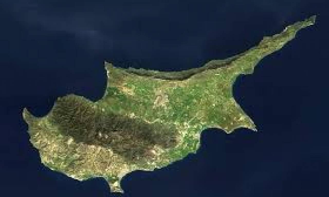 Kıbrıs Haritası ve Şehirler