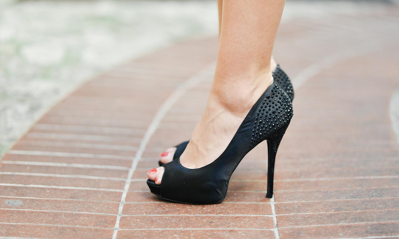 Yüksek Topukla Yürüme Sanatı